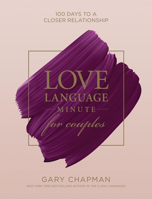 Love Language Minute for Couples (Hard Cover)