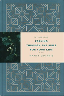 The One Year Praying through the Bible for Your Kids (Hard Cover)
