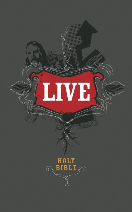 NLT Live Holy Bible (Imitation Leather)