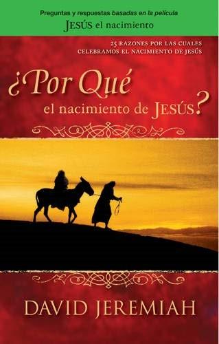 ¿Por Qué el Nacimiento de Jesús? (Paperback)