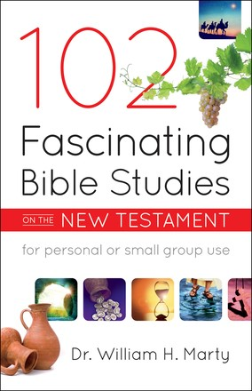 102 Fascinating Bible Studies on the New Testament (Paperback)