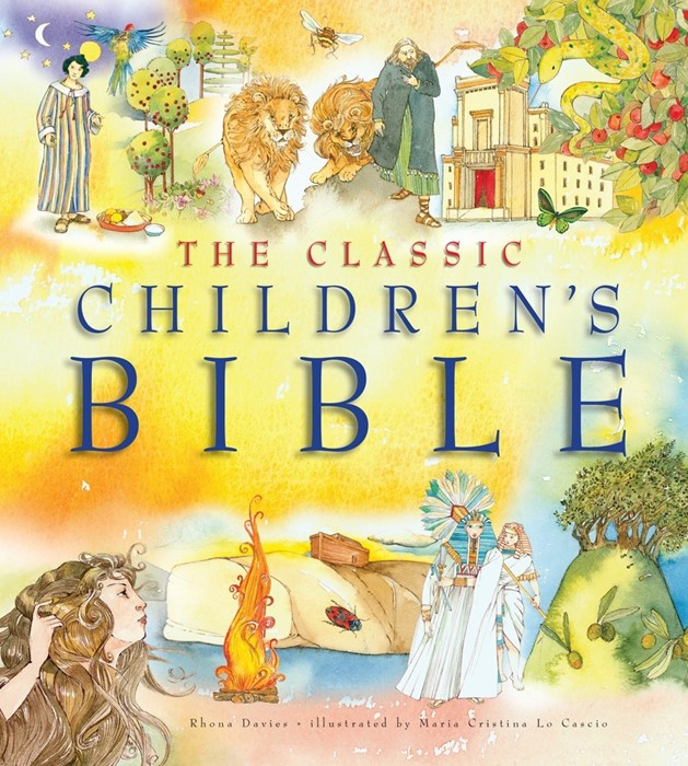 The Classic Children's Bible (Hard Cover)