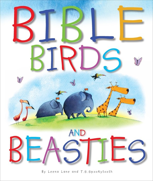 Bible Birds and Beasties (Hard Cover)