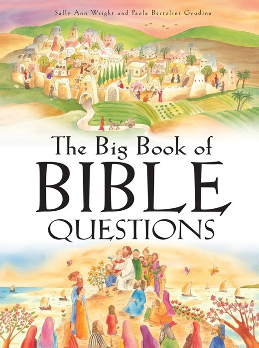 The Big Book of Bible Questions (Hard Cover)