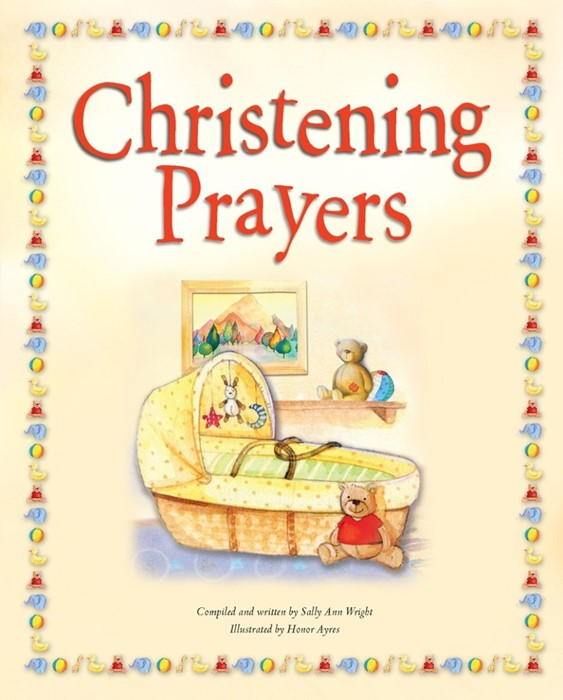 Christening Prayers (Hard Cover)