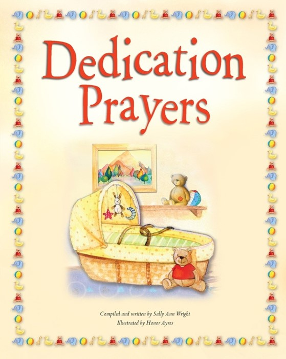 Dedication Prayers (Hard Cover)