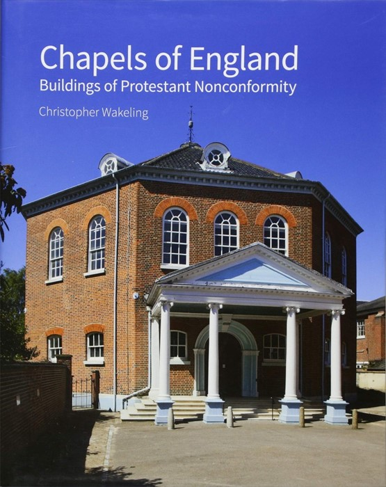Chapels of England (Hard Cover)