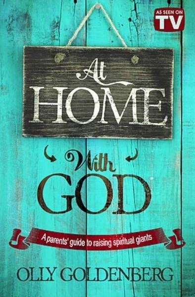 At Home With God (Paperback)