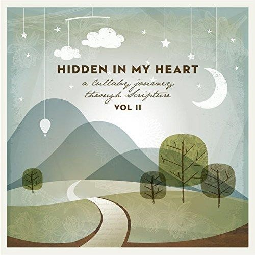 Hidden in My Heart Volume 2 CD (CD-Audio)