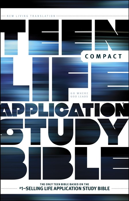NLT Teen Life Application Study Bible Compact Edition (Paperback)
