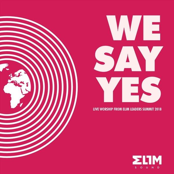 We Say Yes CD (CD-Audio)