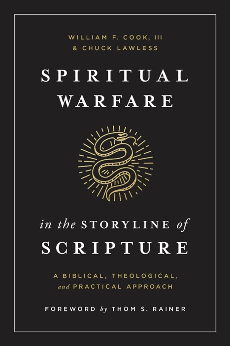 Spiritual Warfare in the Storyline of Scripture (Paperback)
