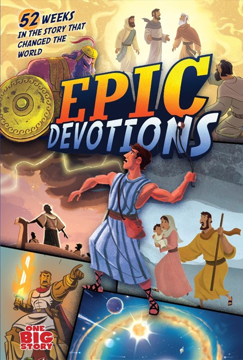Epic Devotions (Hard Cover)