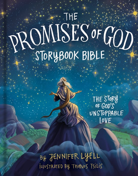 The Promises of God Bible Storybook (Hard Cover)