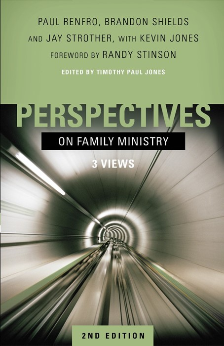 Perspectives on Family Ministry (Paperback)