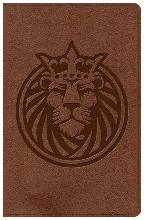CSB Kids Bible, Lion LeatherTouch (Imitation Leather)