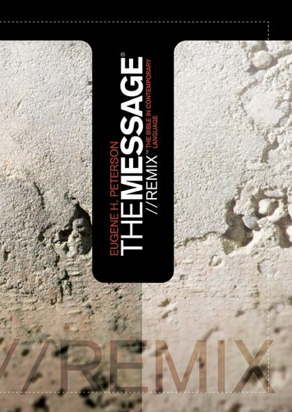 The Message//Remix (Hard Cover)