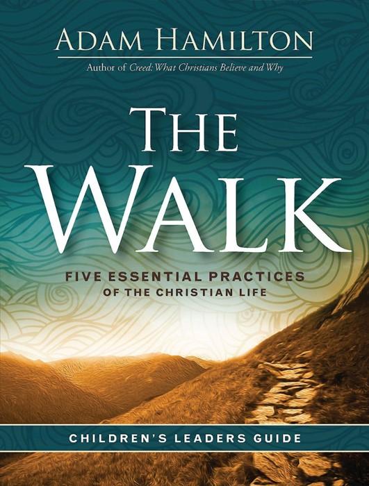 The Walk Children's Leader Guide (Paperback)