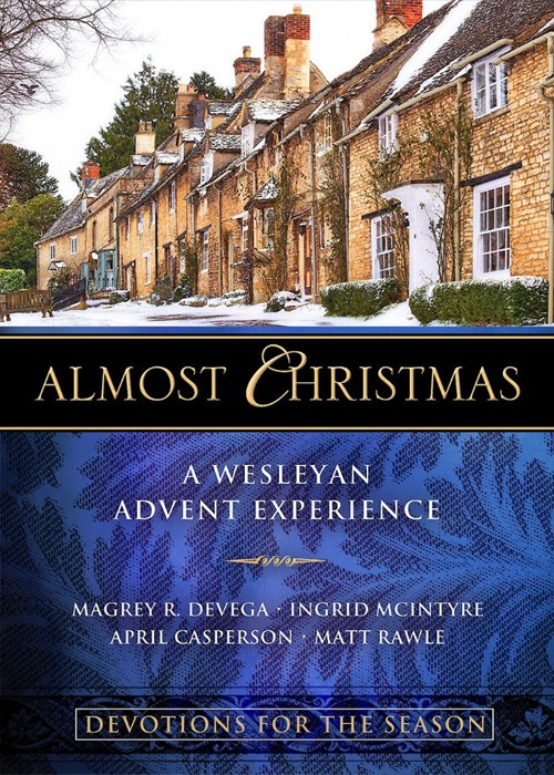 Almost Christmas Devotions for the Season (Paperback)