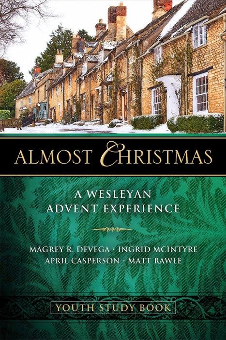 Almost Christmas Youth Study Book (Paperback)