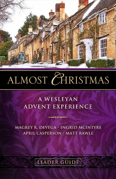 Almost Christmas Leader Guide (Paperback)