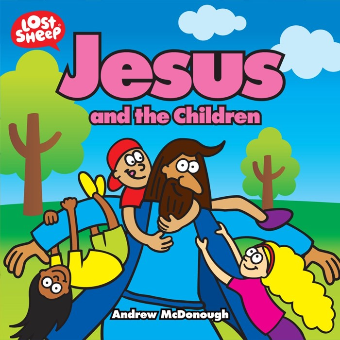 Jesus and the Children (Paperback)