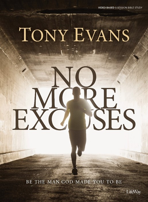 No More Excuses Bible Study Book (Paperback)