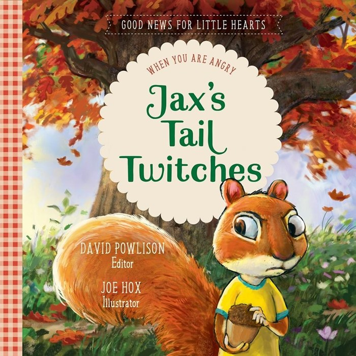 Jax's Tail Twitches (Hard Cover)