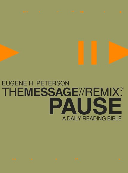 Pause - The Message//Remix (Paperback)