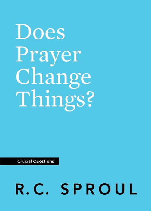 Does Prayer Change Things? (Paperback)