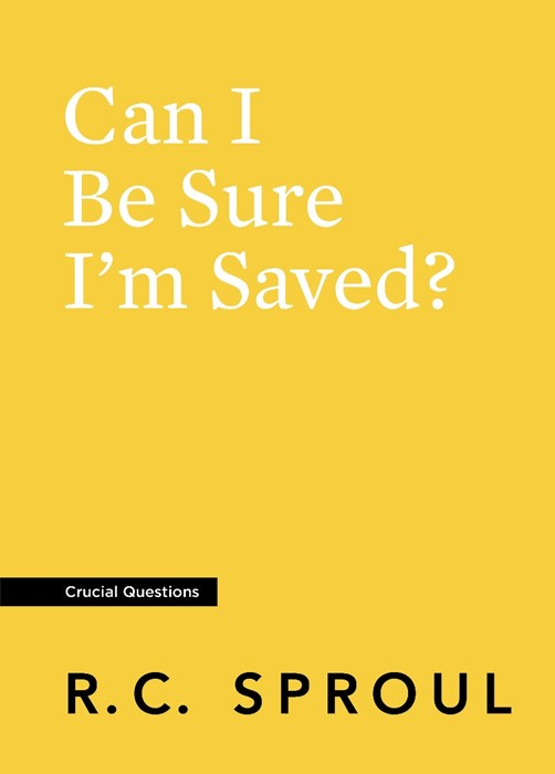Can I Be Sure I'm Saved? (Paperback)