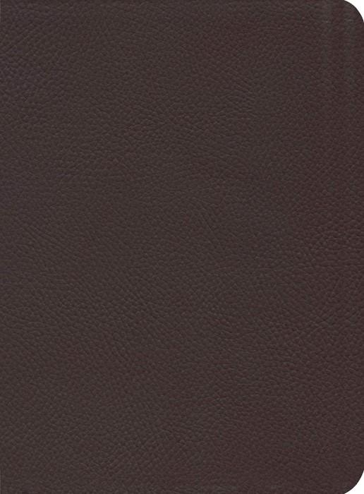 ESV Reformation Study Bible, Burgundy, Seville Cowhide (Genuine Leather)