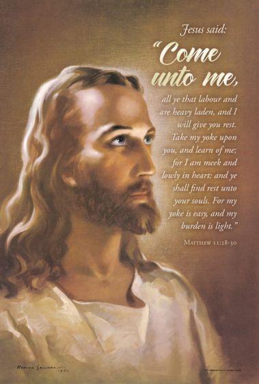 Head of Christ Funeral Bulletin (Pack of 100) (Bulletin)