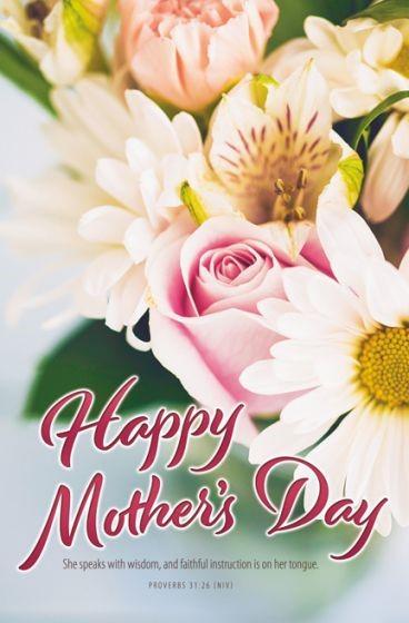 Mother's Day Bulletin (Pack of 100) (Bulletin)