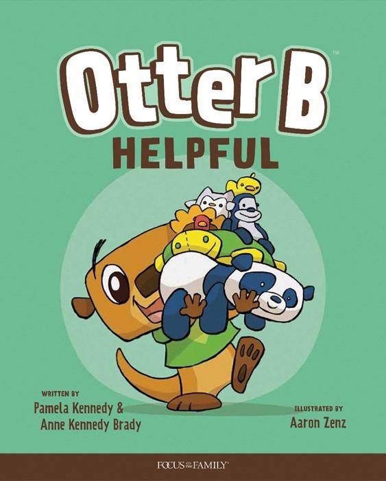 Otter B Helpful (Hard Cover)