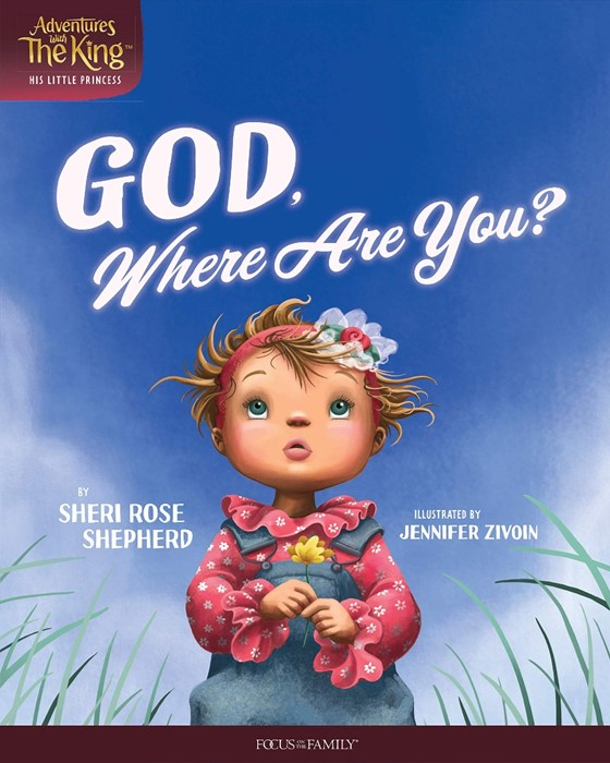 God, Where Are You? (Hard Cover)