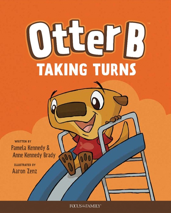 Otter B Taking Turns (Hard Cover)