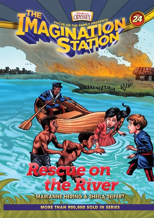 Rescue on the River (Hard Cover)