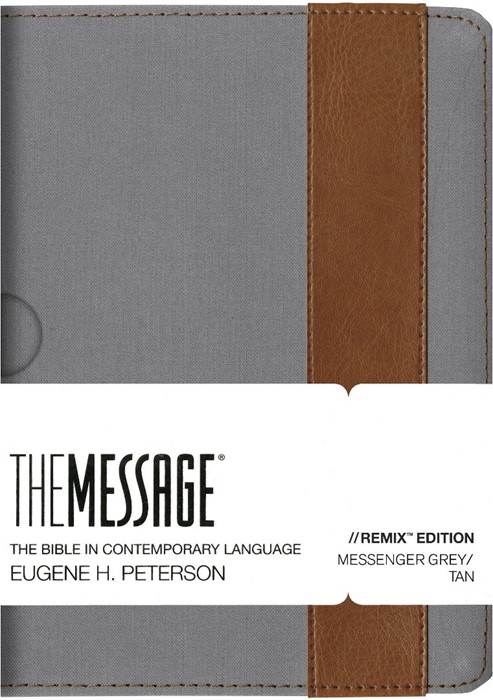 The Message//Remix (Leather Binding)