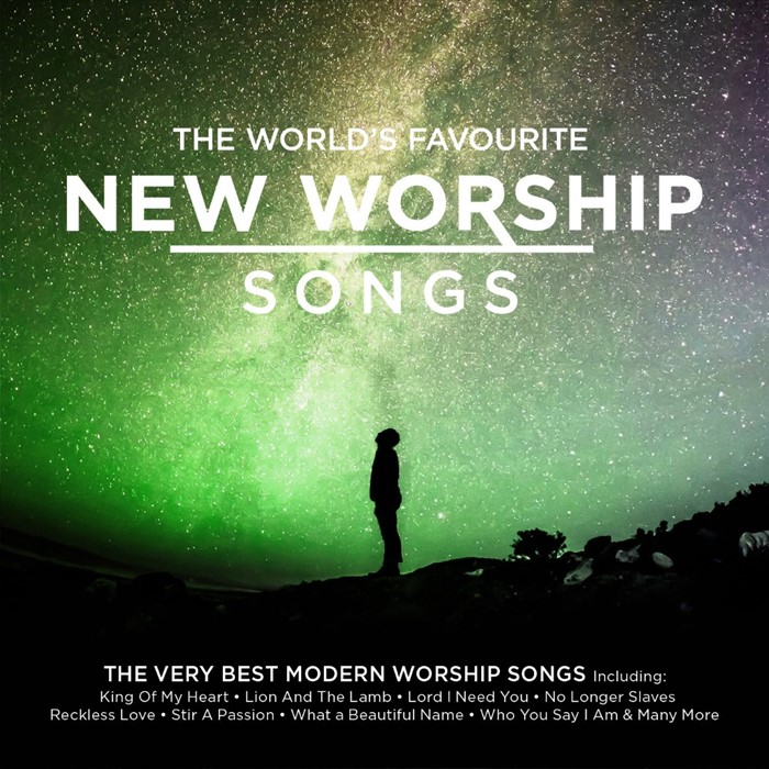 The World's Favourite New Worship Songs CD (CD-Audio)