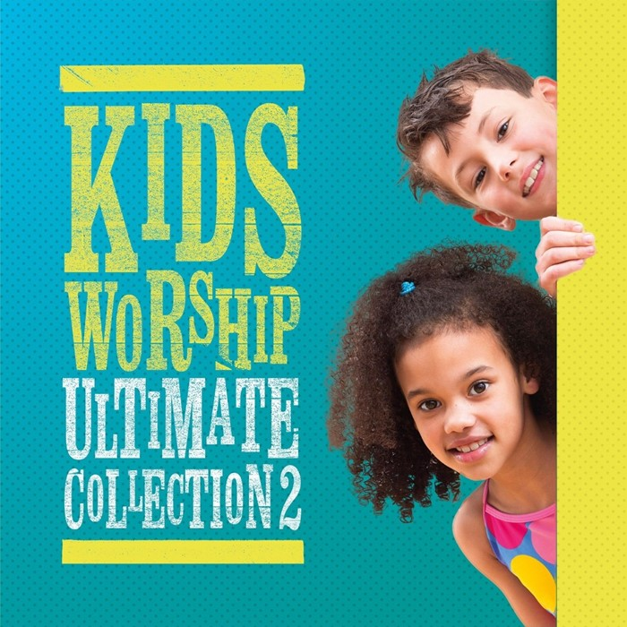 Kids Ultimate Worship Collection 2 CD (CD-Audio)