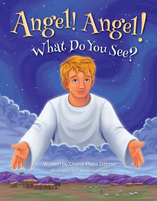 Angel! Angel! What Do You See? (Paperback)