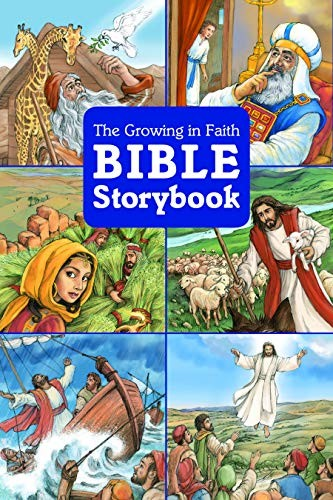The Growing in Faith Bible Storybook (Hard Cover)