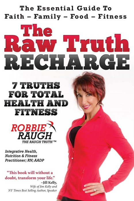 The Raw Truth Recharge (Paperback)