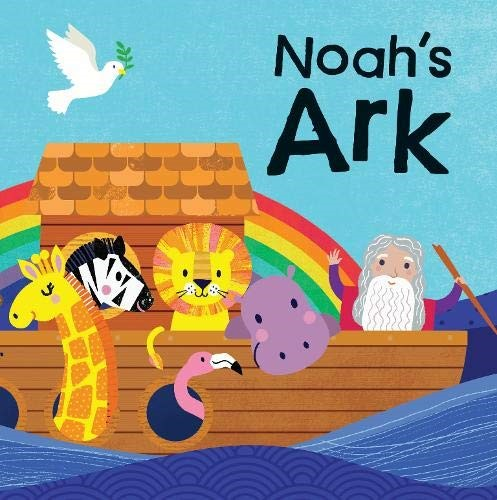 Magic Bible Bath Book: Noah's Ark (Other Book Format)