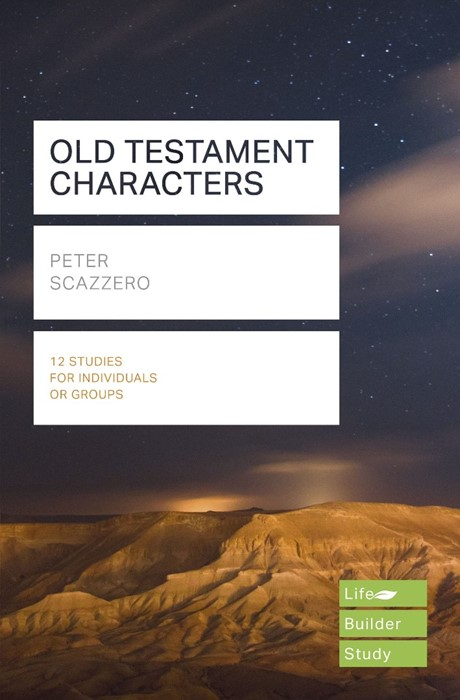 LifeBuilder: Old Testament Characters (Paperback)