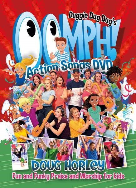 Oomph! Action Songs DVD (DVD)