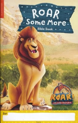 Roar Some More Bible Book (Paperback)