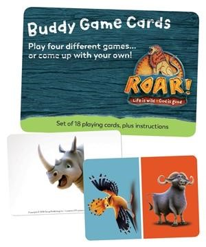 Buddy Game Cards (Pack of 20) (General Merchandise)