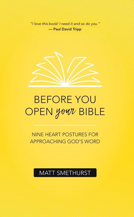 Before You Open Your Bible (Paperback)